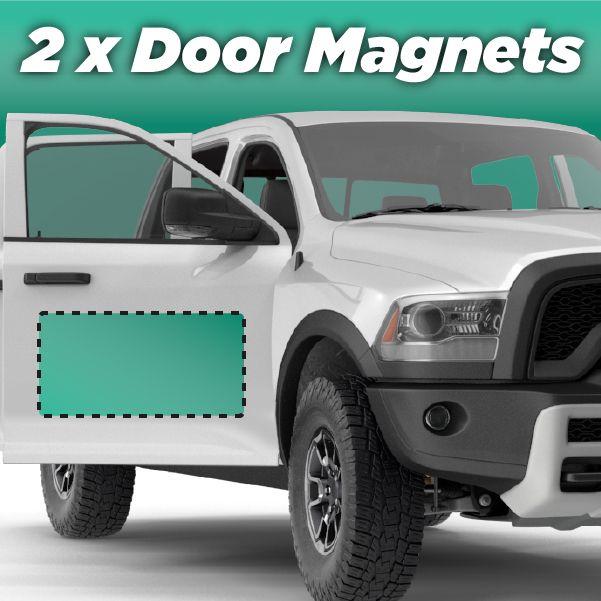 Twodoormagnets